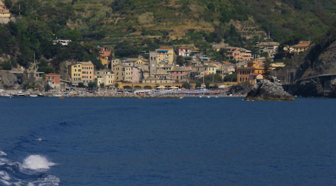 Reisebericht und Fotos Ligurien – Cinque Terre 2009