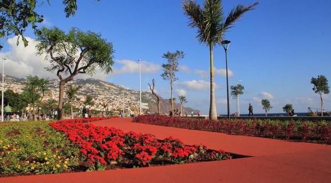 Madeira – Hauptstadt Funchal