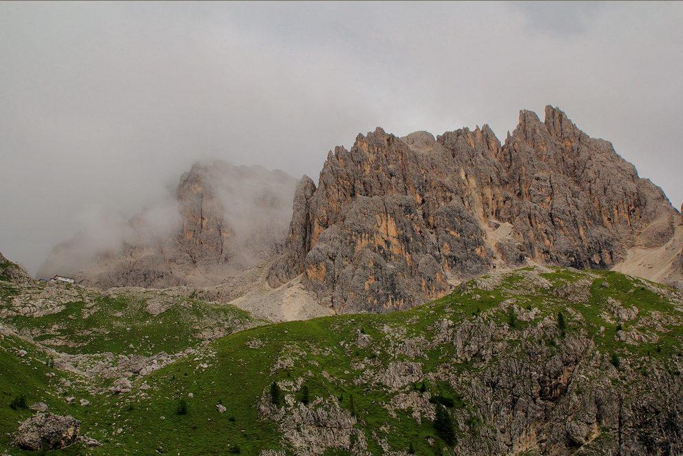 Wanderung Rifugio Savio 2015